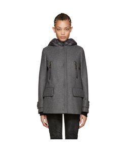 Moncler | Wool And Down Euphemia Coat