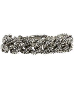 EMANUELE BICOCCHI   Worked Chain Bracelet