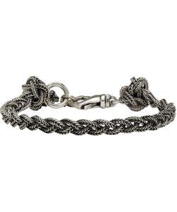 EMANUELE BICOCCHI | Braided Knot Bracelet