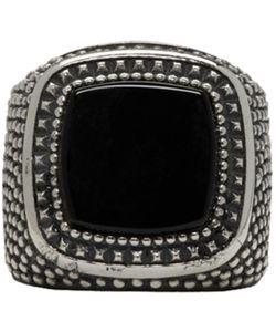 EMANUELE BICOCCHI | Square Stone Ring