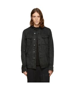 11 BY BORIS BIDJAN SABERI | Embroidered Denim Jacket