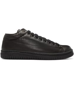 CHRISTIAN PEAU | Leather Cp Low-Cut Sneakers