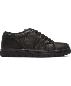 CHRISTIAN PEAU | Leather Cdp Low-Cut Sneakers