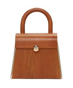 Prim by Michelle Elie | Wood Aturo Bag