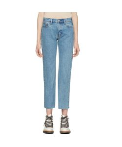Earnest Sewn | Melody Crop Flare Jeans