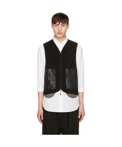 ganryu | Tone-On-Tone Vest