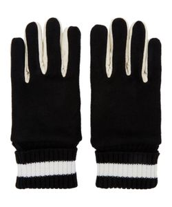 ganryu | Wool And Leather Gloves