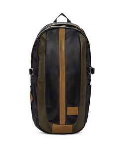 Master-Piece Co | Leather Over Backpack