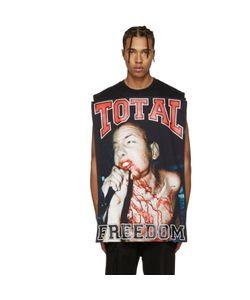 HOOD BY AIR | Total Freedom Maxi T-Shirt