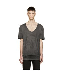 Diesel Black Gold | Distressed Graphic T-Shirt