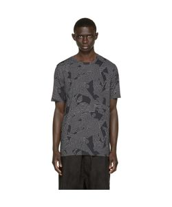 Helmut Lang | Labyrinth Print T-Shirt