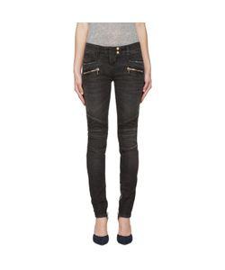 Balmain | Skinny Biker Jeans