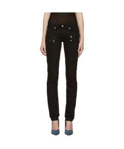 Pierre Balmain | Zipper Skinny Jeans