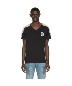 Pierre Balmain | And Topstitched T-Shirt