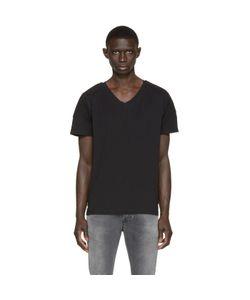 Pierre Balmain | Topstitched T-Shirt
