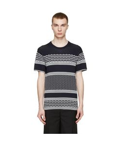 Neil Barrett | And Knit T-Shirt