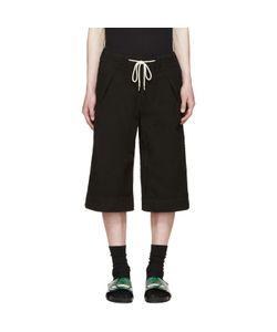 Sasquatchfabrix | Textured Sashico Hakama Shorts
