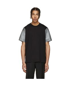 PS PAUL SMITH | Ps By Paul Smith And Panelled T-Shirt