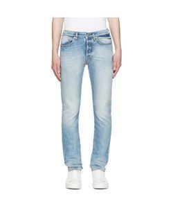 Valentino | Washed Slim Jeans