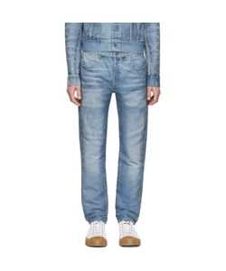 Calvin Klein Collection | Distressed Jeans