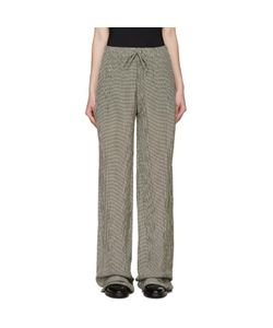 Yang Li | And Gingham Trousers