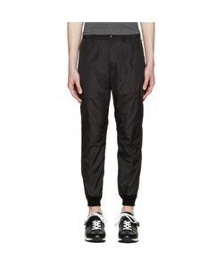 08SIRCUS | Quilted Nylon Trousers