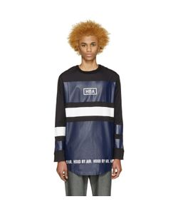 HOOD BY AIR | Striped T-Shirt