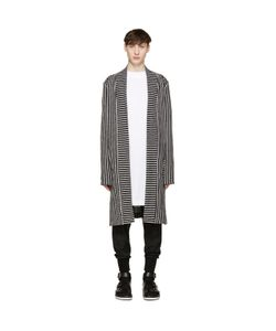 Pyer Moss | Exclusive And Striped Cardigan
