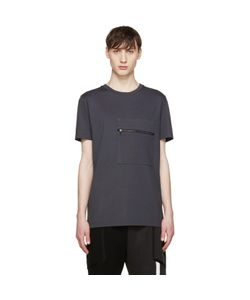 Pyer Moss | Exclusive Pocket Zip T-Shirt
