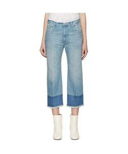 Isabel Marant Étoile | Isabel Marant Etoile Cropped Pryam Jeans