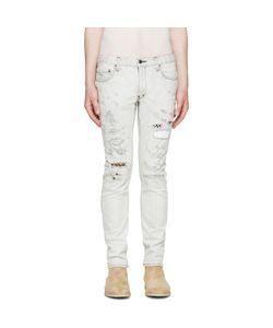 Diet Butcher Slim Skin | Skinny Damaged Repair Jeans