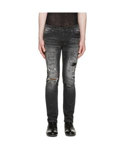 Diet Butcher Slim Skin | Skinny Damaged Repair Jeans