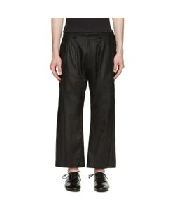 Nude:mm | Nude Mm Pleated Linen Trousers
