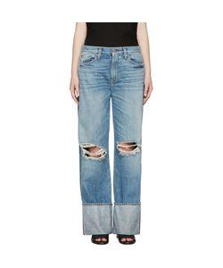 SIMON MILLER | Cuffed Arapo Jeans