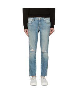 AMO | Slim Distressed Stix Jeans