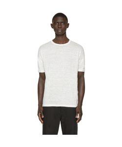 Isabel Benenato | Linen T-Shirt