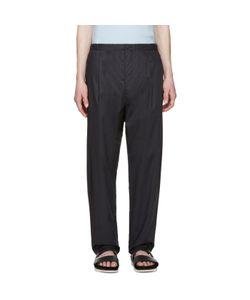Tomorrowland | Papaya E-Slant Trousers