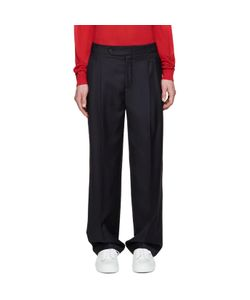 Éditions M.R   High-Rise Trousers