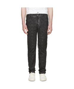 Telfar | Embroidered Simplex Jeans