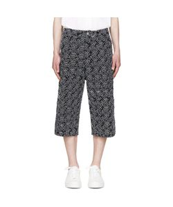 Telfar | Exclusive Embroidered Shorts