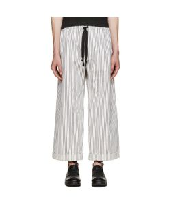 PHOEBE ENGLISH | And Wide-Leg Trousers