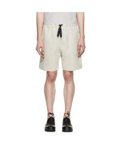 PHOEBE ENGLISH | Linen Shorts