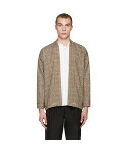 Visvim | Tweed Sanjuro Jacket