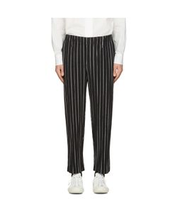 HOMME PLISSE ISSEY MIYAKE | Homme Plissé Issey Miyake Striped Trousers