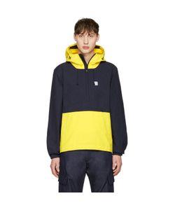 Noah | Hooded Popover Jacket