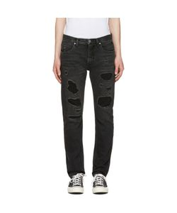 Helmut Lang | Mr 87 Destroy Jeans