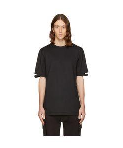 Helmut Lang | Cut Hem T-Shirt