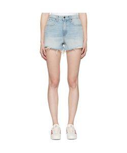 Alexander Wang | Denim Bite Shorts