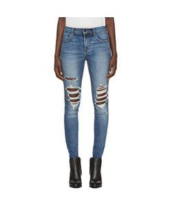 J Brand | Maria High-Rise Skinny Jeans