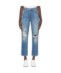 J Brand | High-Rise Ivy Jeans